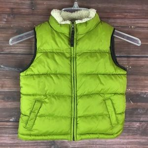 Gymboree Puffer Vest Size 2T Boys